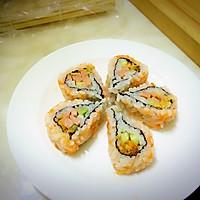 樱花卷寿司的做法图解16
