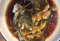 清蒸包公鱼的做法