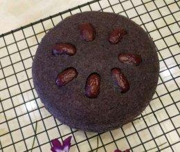 蒸 黑米糕的做法