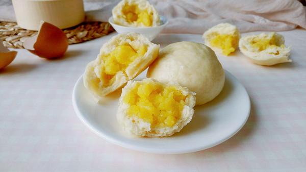 黄里黄气伪奶黄的做法