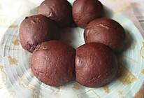 摩卡咖啡巧克力小面包的做法