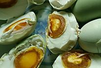 腌咸鸭蛋的做法