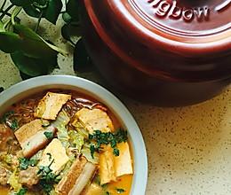 坤博砂锅之砂锅烩菜的做法