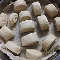 (面包机版)☞奶香馒头☜的做法图解6