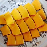 #爽口凉菜,开胃一夏!#南瓜粉蒸肉的做法图解2