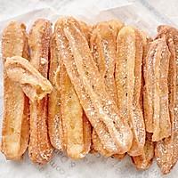 火遍街头㊙️的西班牙吉事果‼️香香脆脆敲好吃的做法图解7