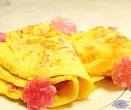 健康早餐--萝卜玉米饼的做法