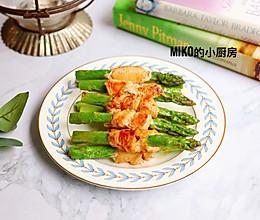 #餐桌上的春日限定#芦笋鸡肉卷的做法