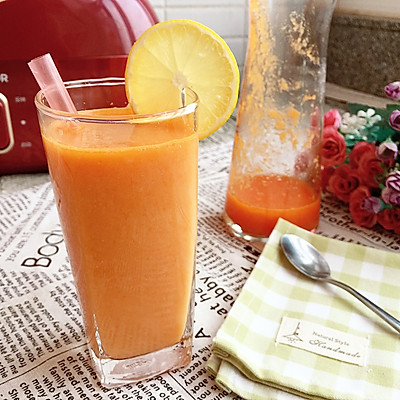 木瓜酸奶汁