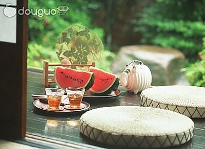 葡萄蜂蜜西瓜茶的做法