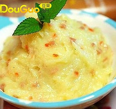 微波炉土豆泥——豆果美食