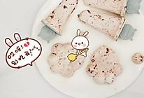 树莓雪糕的做法
