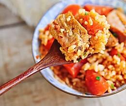 一人食系列-电饭煲麻辣排骨饭的做法