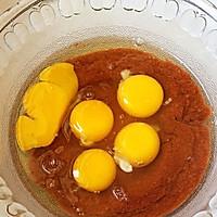 虾酱鸡蛋四季豆的做法图解2