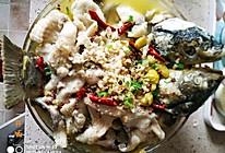 酸辣下饭的金汤酸菜鱼的做法