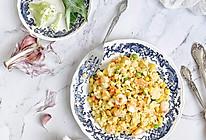 #春季减肥,边吃边瘦#无米减脂炒饭的做法