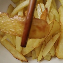 十分钟炸土豆