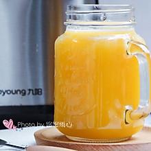 原汁原味,菠萝橙汁~