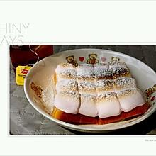 棉花糖吐司