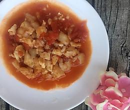 番茄龙利鱼 宝宝版的做法