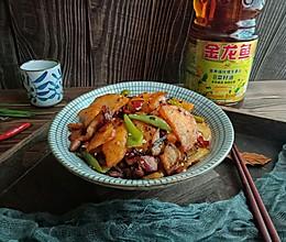 干锅土豆片#金龙鱼营养强化维生素A 新派菜油#的做法