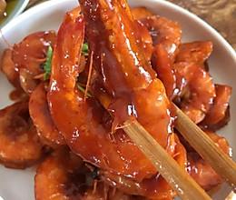 油焖大虾•我的大菜
