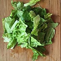 蔬菜沙拉#浪漫樱花季#的做法图解2