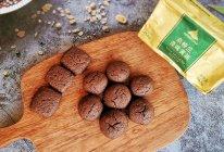 快手布朗尼蛋糕风味的巧克力酥饼的做法