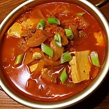 美味泡菜汤