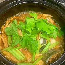 腐竹鱼腩煲