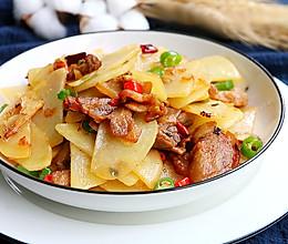 干锅土豆片·小美的美食的做法