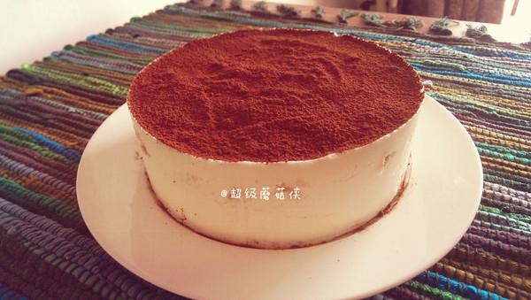 提拉米苏蛋糕(硬身版)有腔调的甜品的做法
