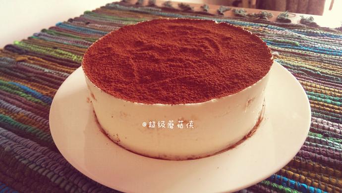 提拉米苏蛋糕(硬身版)有腔调的甜品