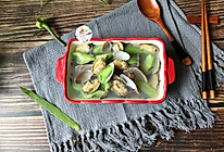 #橄享国民味 热烹更美味#蛤蜊丝瓜汤的做法