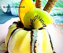 【浓情蜜意萨瓦林蛋糕】#豆果5周年#的做法