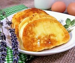 蛋煎馒头片(改良版)#金龙鱼外婆乡小榨菜籽油#的做法