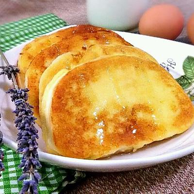 蛋煎馒头片(改良版)