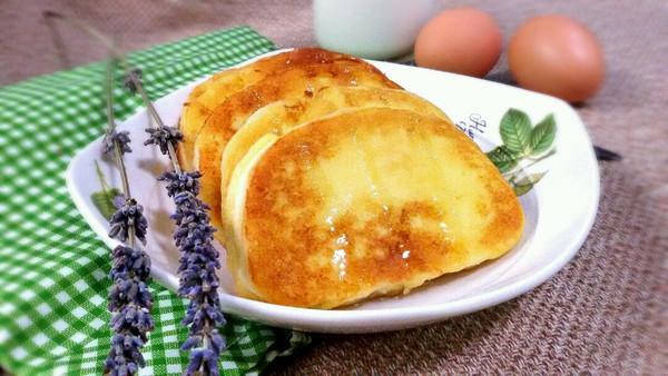 蛋煎馒头片(改良版)的做法