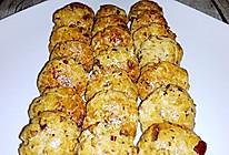 红糖红枣核桃饼干的做法
