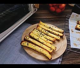 烤吐司条——零基础的做法