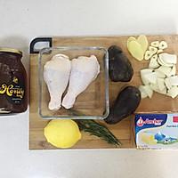 节日宴必备【脆皮蜂蜜黄油烤鸡腿】的做法图解1