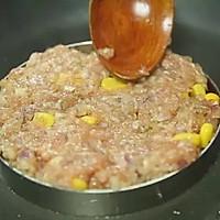 【微体】活力双倍!牛肉米汉堡的做法图解7