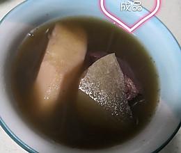 沙葛赤小豆淮山陈皮瘦肉汤的做法