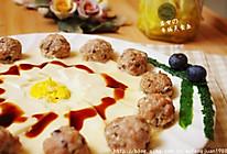 8分钟打造夏日最营养全面的简单美味———肉沫豆腐蒸鸡蛋的做法