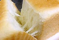 新手也能成功拉丝的庞多米吐司的做法