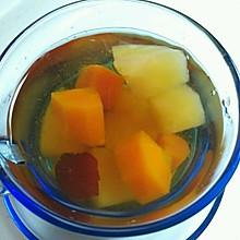 枣果胡萝卜糖水