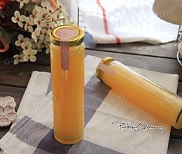 之雪梨香橙蜂蜜汁#美的原汁机mojito#的做法