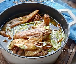 #快手又营养,我家的冬日必备菜品#值得等待的干豇豆老鸭汤的做法