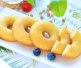 鹰嘴豆甜甜圈的做法