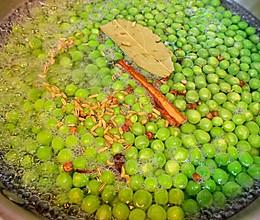 春季小零食:盐水煮鲜豌豆的做法